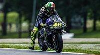 """Valentino Rossi: """"Será otro fin de semana desafiante"""""""