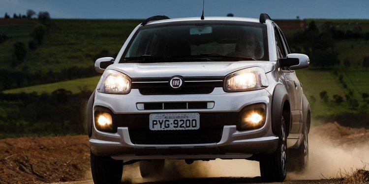 Fiat Uno Way 2019 será comercializado en Brasil