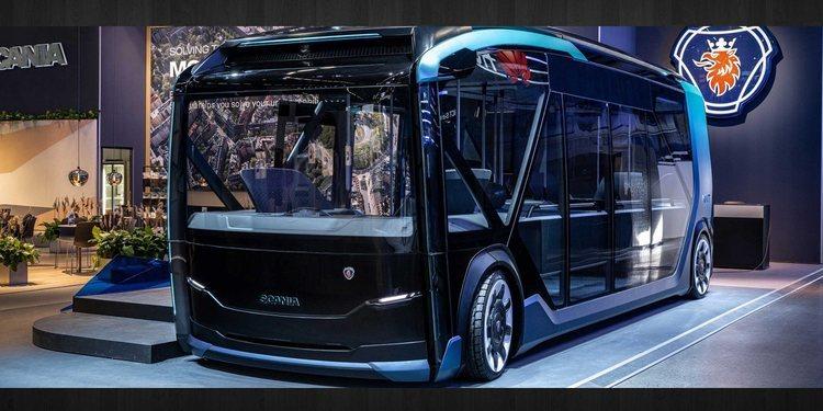 El Scania NXT, ¿Un autobús? o ¿Un camión?