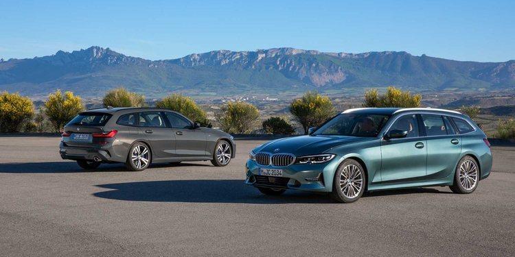 Nuevo BMW Serie 3 Touring 2020