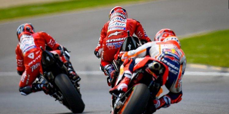Marc Márquez: 'Al contrario que Jorge siempre me he adaptado muy rápido a la moto'