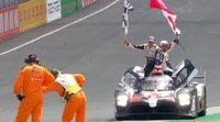 Fernando Alonso gana otra vez las 24 horas de Le Mans y se consagra Campeón Mundial de Resistencia