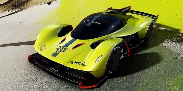 OFICIAL | Aston Martin estará con el Valkyrie en la 2020/21