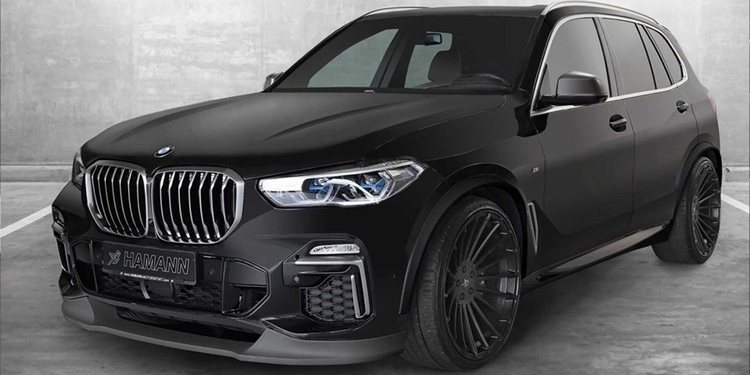 BMW X5 2019 by Hamann