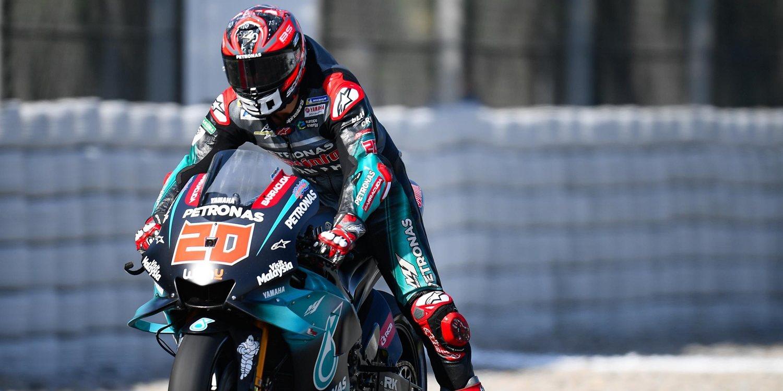 Fabio Quartararo vuela en Barcelona y se lleva su segunda pole del año