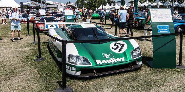 Conoce al coche más rápido de la historia en Le Mans, el WM P88 Peugeot