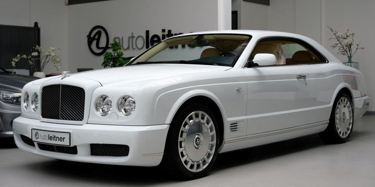 El Bentley Brooklands más caro que el Continental GT