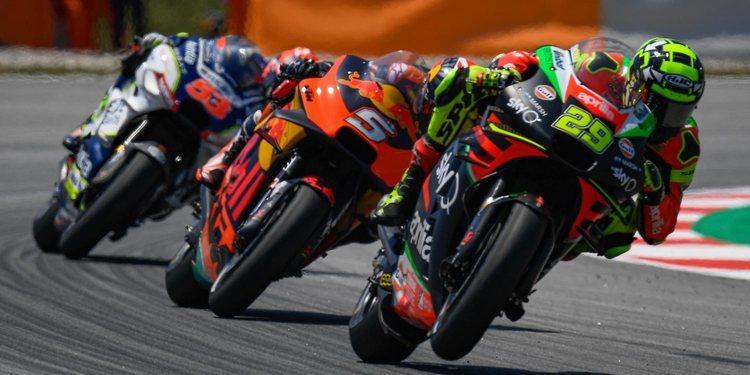 """Andrea Iannone: """"La degradación de las gomas me impidió hacer buenos tiempos en la segunda mitad de carrera"""""""
