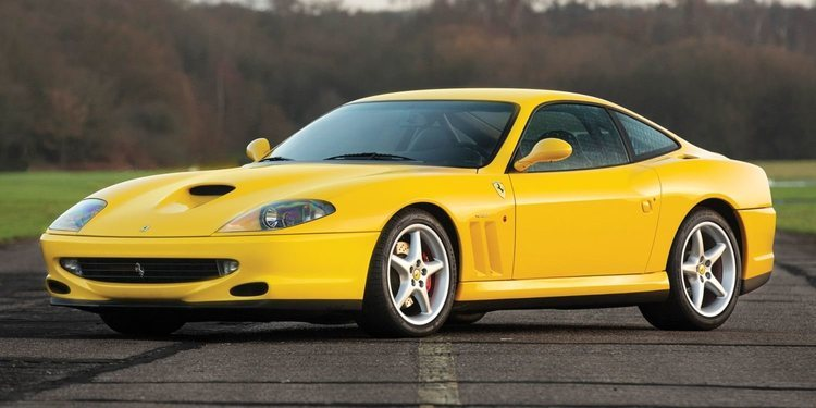 La historia del Ferrari 550 Maranello y 575M Maranello