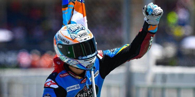 """Alex Márquez: """"Es de las carreras más perfectas que he hecho"""""""