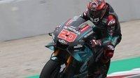 "Fabio Quartararo: ""Esta moto está siendo casi perfecta para mí"""