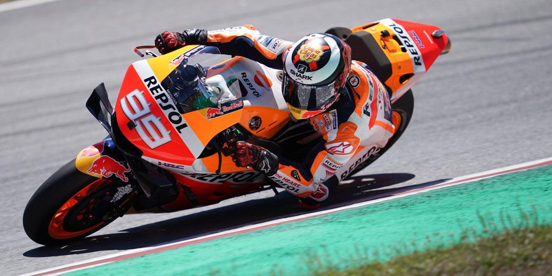 """Jorge Lorenzo: """"La moto me estaba dando más confianza, pero todavía no la conozco a la perfección"""""""