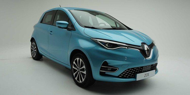 Renault ZOE 2019, más autonomía, potencia y equipamiento