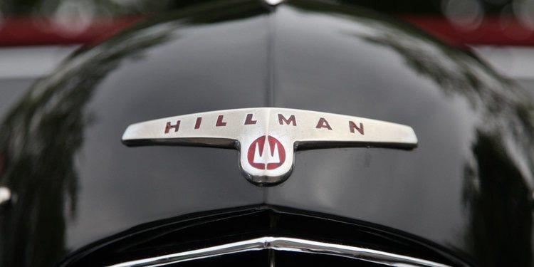 Recordando a la marca inglesa Hillman