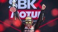 """Álvaro Bautista: """"Fue una lástima mi caída en Jerez, pero es una carrera"""""""