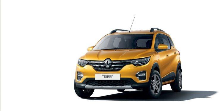 Presentado el Renault Triber 2019