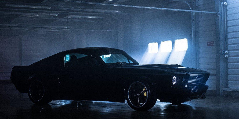 Charge Cars Presenta su Mustang 100% eléctrico