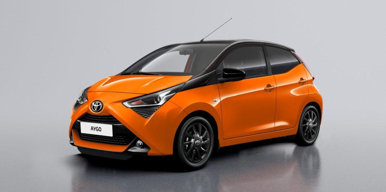 Toyota AYGO x-cite 2019 edición especial