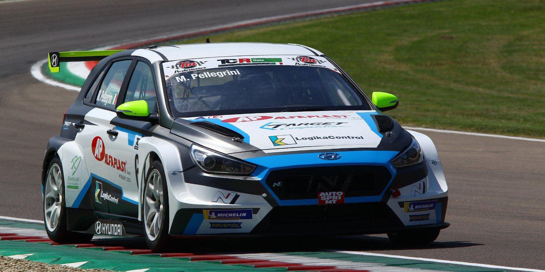 Marco Pellegrini sigue mejorando con su Hyundai