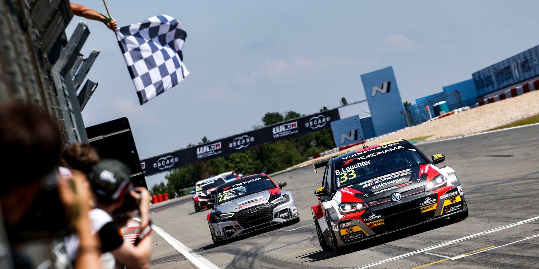 Nürburgring Nordschleife se vuelve territorio Volkswagen