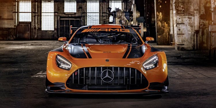 Mercedes-AMG GT3 actualizado
