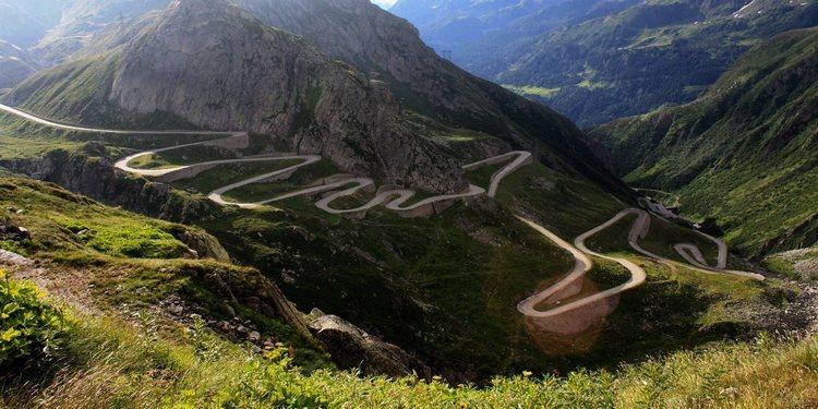 Conoce la carretera Transfagarasan de Rumanía