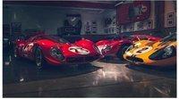 Conoce el garaje secreto de Jim Glickenhaus