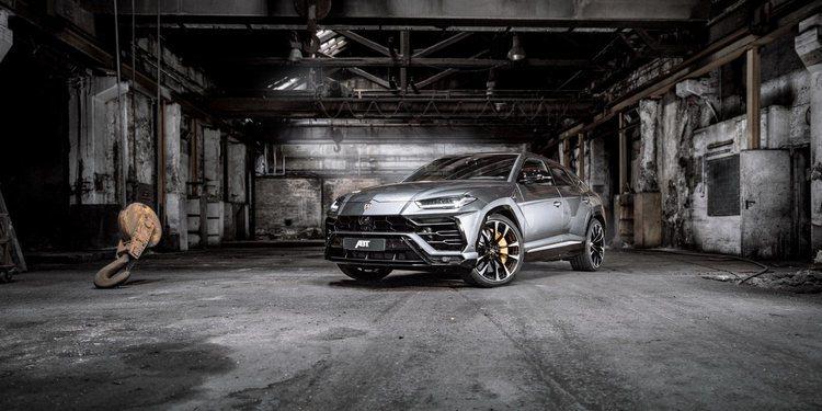 El Lamborghini Urus de ABT