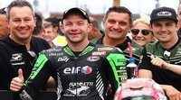 """Lucas Mahias: """"Este podio es como una victoria"""""""