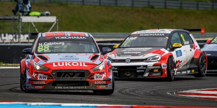 Los Hyundai sancionados tras la Carrera 2 en Nürburgring Nordschleife