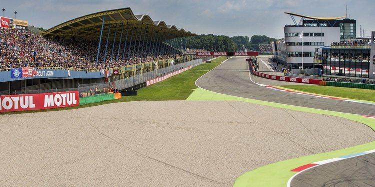 Horarios del Gran Premio de Holanda