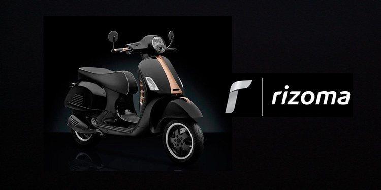 Este es el nuevo kit estético de Rizoma para Vespa GTS 300