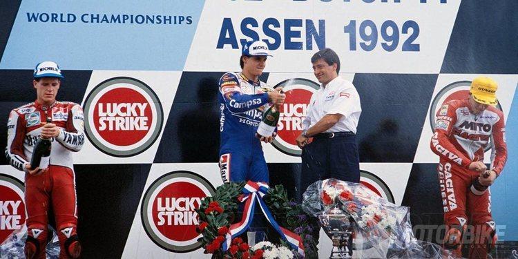 Mirada al pasado: Assen 1992, Álex Crivillé abre el camino