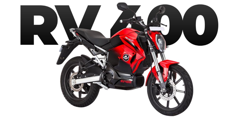 Te presentamos la nueva Revolt RV 400