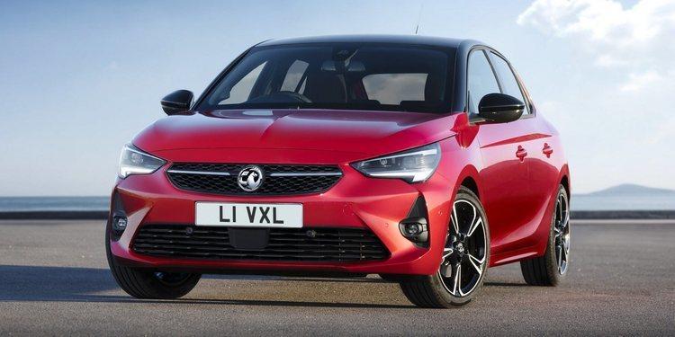El Opel Corsa de Vauxhall