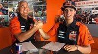Jorge Prado amplía contrato con KTM y forja su camino a MXGP