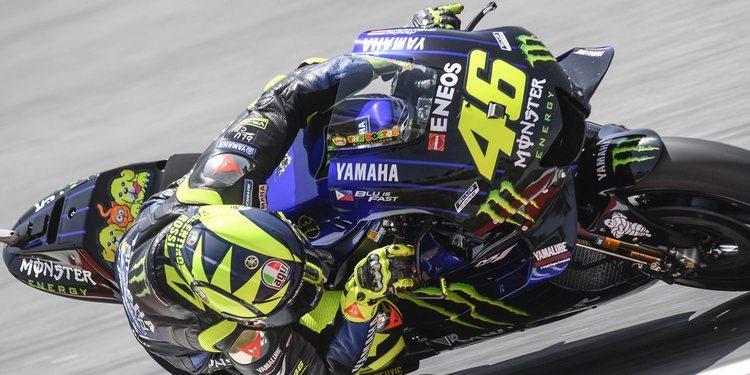 """Valentino Rossi: """"Las conclusiones pueden ayudarnos a tener un buen fin de semana de carrera"""""""