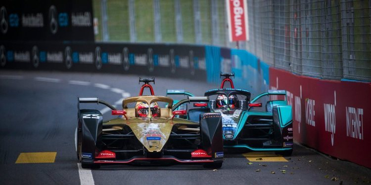Incidencias importantes del Eprix de Suiza