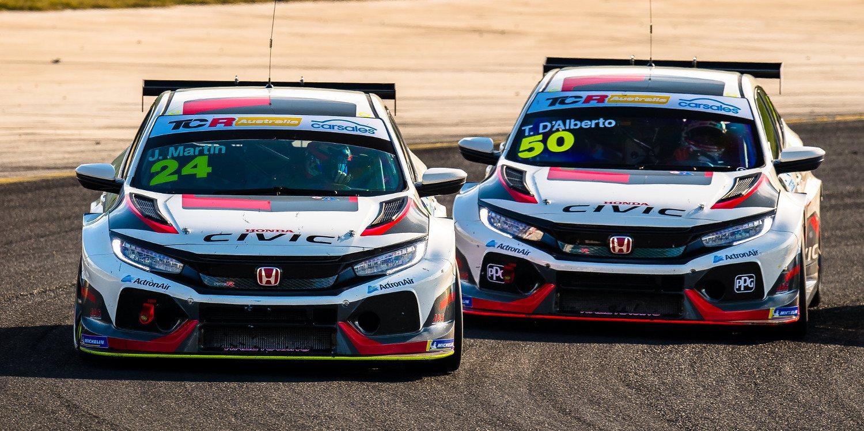 Wall Racing encuentra un temporal tercer piloto