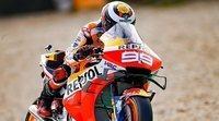 Jorge Lorenzo se perderá el resto del GP de los Países Bajos