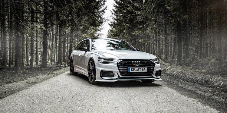 El Audi A6 2019 recibe tratamiento por parte de ABT