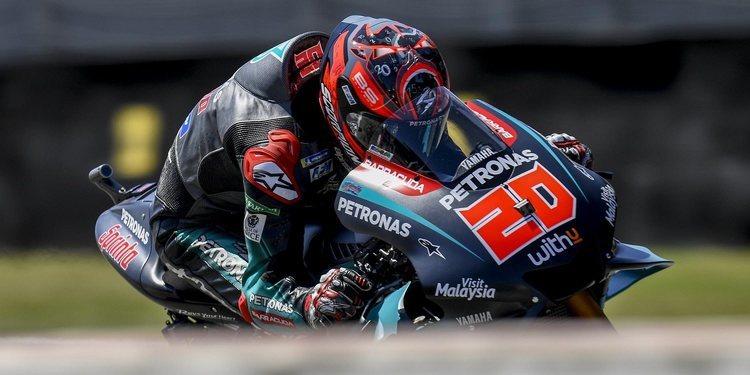 Fabio Quartararo suma en Assen su tercera pole del año