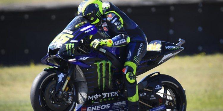 """Valentino Rossi: """"Hay mucha diferencia entre Maverick y yo y no sabemos qué pasa"""""""