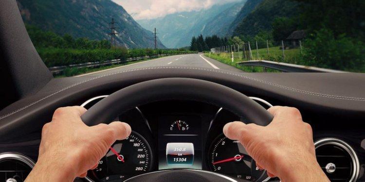 Distancias al conducir