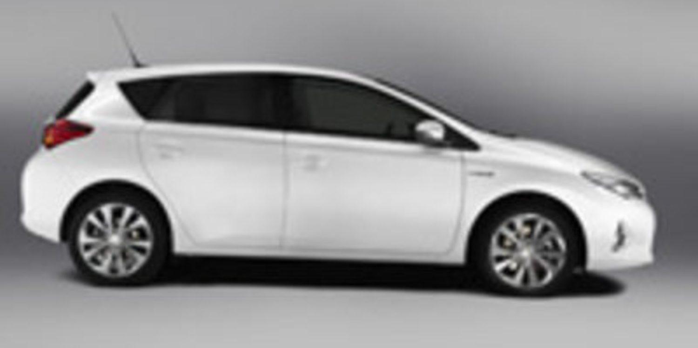 Nuevo Toyota Auris Datos Y Fotos Oficiales Motor Y Racing
