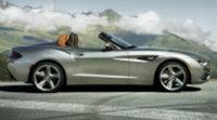 El BMW Zagato ahora sin techo