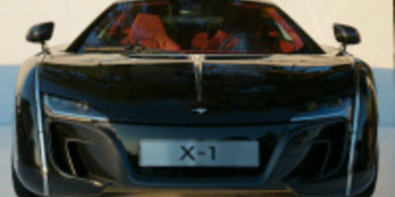 McLaren Automotive no deja a nadie indiferente con su X-1