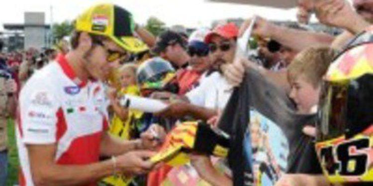 Ducati cierra el GP de Indianápolis sin buenas noticias