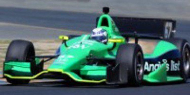 La IndyCar competirá este fin de semana en Sonoma