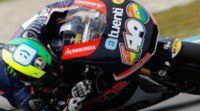 Pol Espargaró marca la mejor vuelta del FP1 en la República Checa